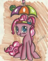 Pinkie-Sense Doodle by Dracosia