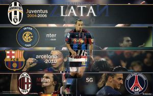Zlatan Ibrahimovic by suicidemassacre16
