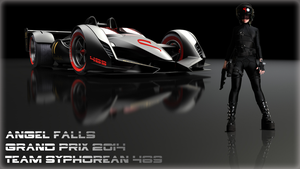 Team Syphorean Car #469 by Syphorean