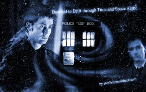 Doctor Who Solo by jmb2006