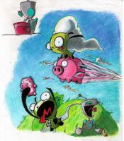 Gir by Kaylalaperson