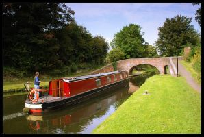 Autumn Canal Session - VI by jerry486