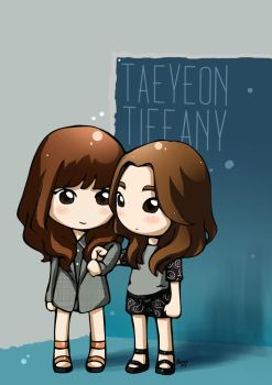 taeny high cut BTS by anosa228