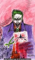 JOKER - CLOWN PRINCE OF CRIME by CZR31