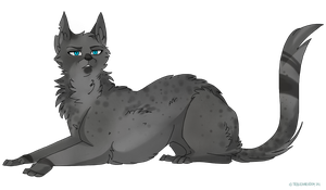 Ashfur by TheBlueDrakeOfDoom