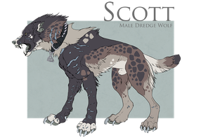 Scott-Dredge Wolf by Daexmos