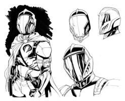 Cobra Commander Helmet redesigns SOTD by RobertAtkins