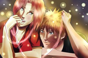 Red String of Fate by chiyuu-kun