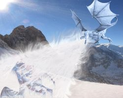 Fury of the Northwind by ForeverBigBlue68