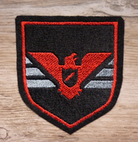 Patch commission: Arstotzka emblem by goiku
