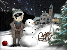 Christmas in Grabau with the Gonger by Neutron-Quasar