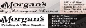 Banner Ad: Morgan's by meijhel