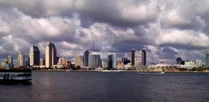 San Diego from Coronado on 11/15/2015 by ChristopherForte