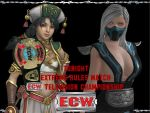 ACW ECW - Extreme Rules Match by TankMan125