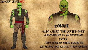 Zombie Journal Entry by Vectorman316