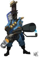 Pyro Loadout (punk-pookie) by NHMorrissey