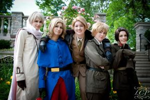 Hetalia: Allies and Friends by LiquidCocaine-Photos