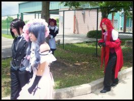 Black Butler: Stalkers by Cosplayer-Inochi