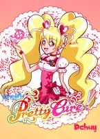 Lets Fresh Cure Peach by Danichuy