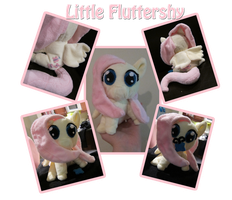 My Little Fluttershy by The-Night-Craft