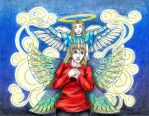 The Gift of the Wings of a Stroke Survivor by LadyJuxtaposition