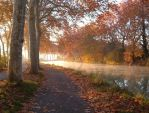 Canal du Midi II by fairling-stock