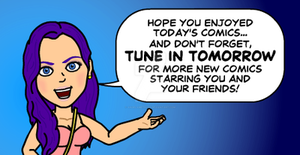 AngelAmethyst on Bitstrip AD by AngelAmethyst