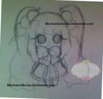 Fluffy!!! More Chibi Practice by MechanicMocha