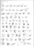 Anime eye tutorial by NekuraIkaruga