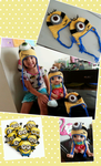 minion madness by Catzilerella