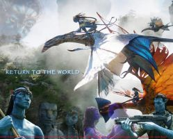Avatar-Return To the World by gprinzivalli