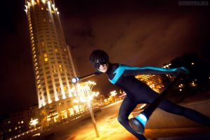 Nightwing 7 by AmethystPrince