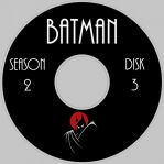 Batman TAS disk by maggot216