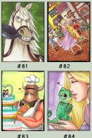 Tangled ACEO by majinchris87