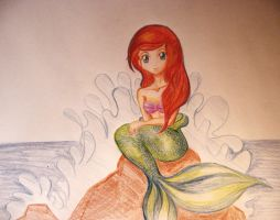 Little Mermaid by revialim