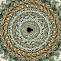 Mandelbrot zoom 2 by esintu
