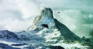 Matte Painting - Jotunheim by anderpeich