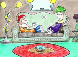 Ferb i know what we're going to do today by phineas-ferb-fan-11