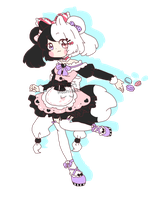 Little Doggy Maid Adopt CLOSED+ Extra Art by ShiToHoshisaki
