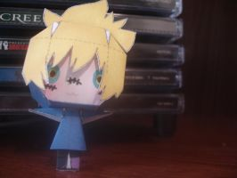 Matryoshka Len Papercraft - Finished Form by Driickaa