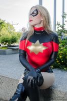 Ms. Marvel (D) - Precious Cosplay by DISC-Photography