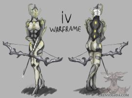 Warframe IV by Grenyol