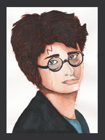 Harry Potter by Beansie