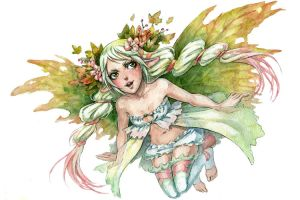 Fairy by Kutty-Sark