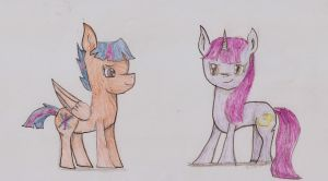 Kids From Different Worlds (Twilight part 1) by FreeFlight8