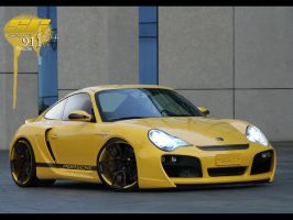 Porsche 911 Turbo by adam4186
