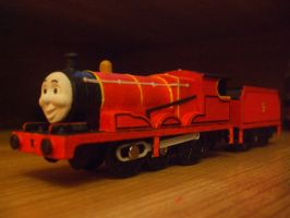 James (RWS Update) by GBHtrain