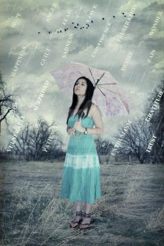 Rain of Thoughts by jearvi