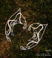 Moon Elf Ears by Lyriel-MoonShadow