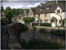 Castle Combe... by ansdesign
